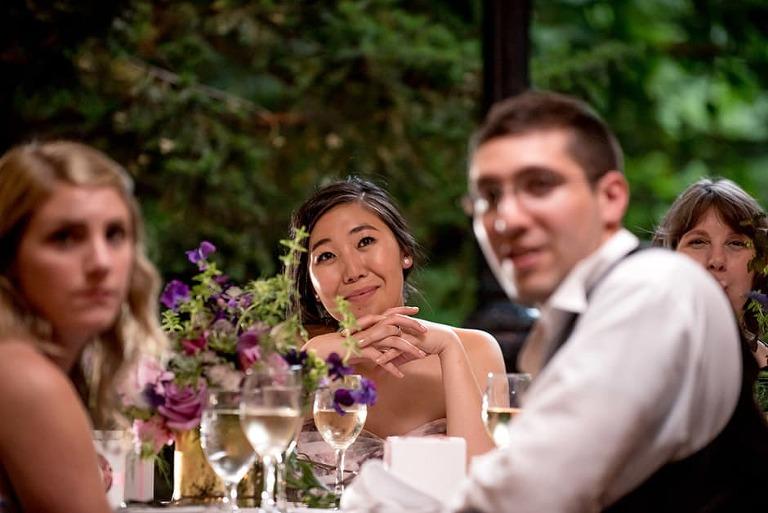 New Leaf Restaurant Nyc Wedding Heather Amp J P Custom